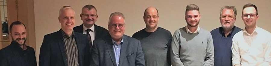 Der Vorstand 2019